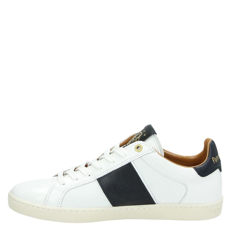 Pantofola d'Oro Sorrento Uomo Low - Lage sneakers - Wit