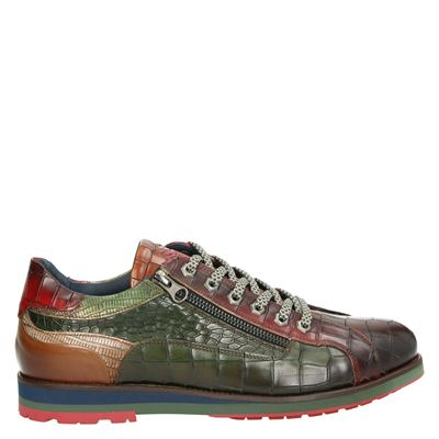 Lorenzi heren sneakers multi