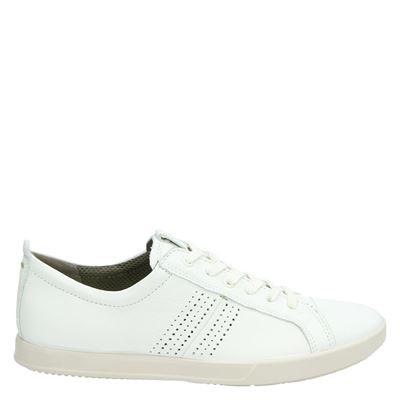 Ecco heren sneakers wit