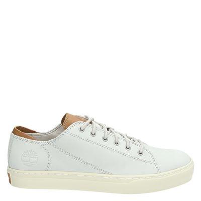 Timberland heren sneakers ecru