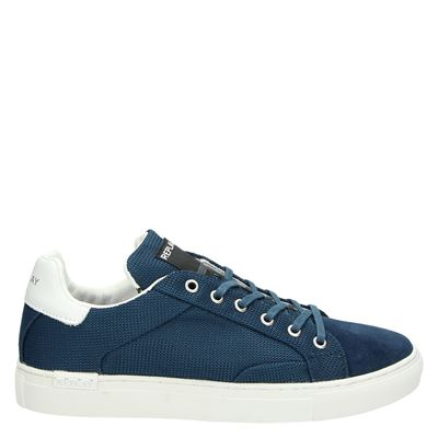 Replay heren sneakers blauw