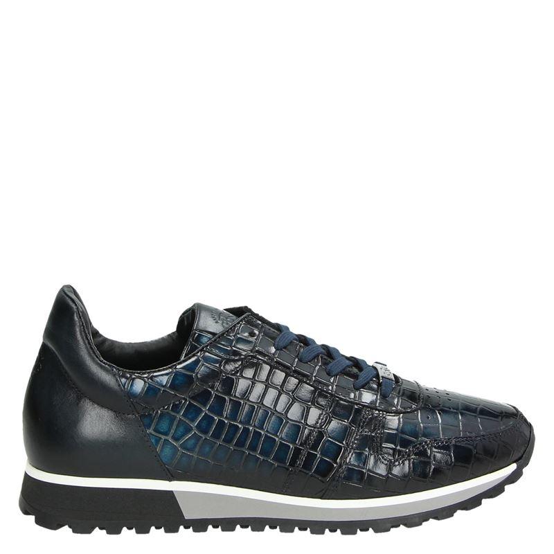 Giorgio - Lage sneakers - Blauw