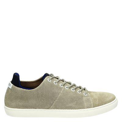 Replay heren sneakers beige