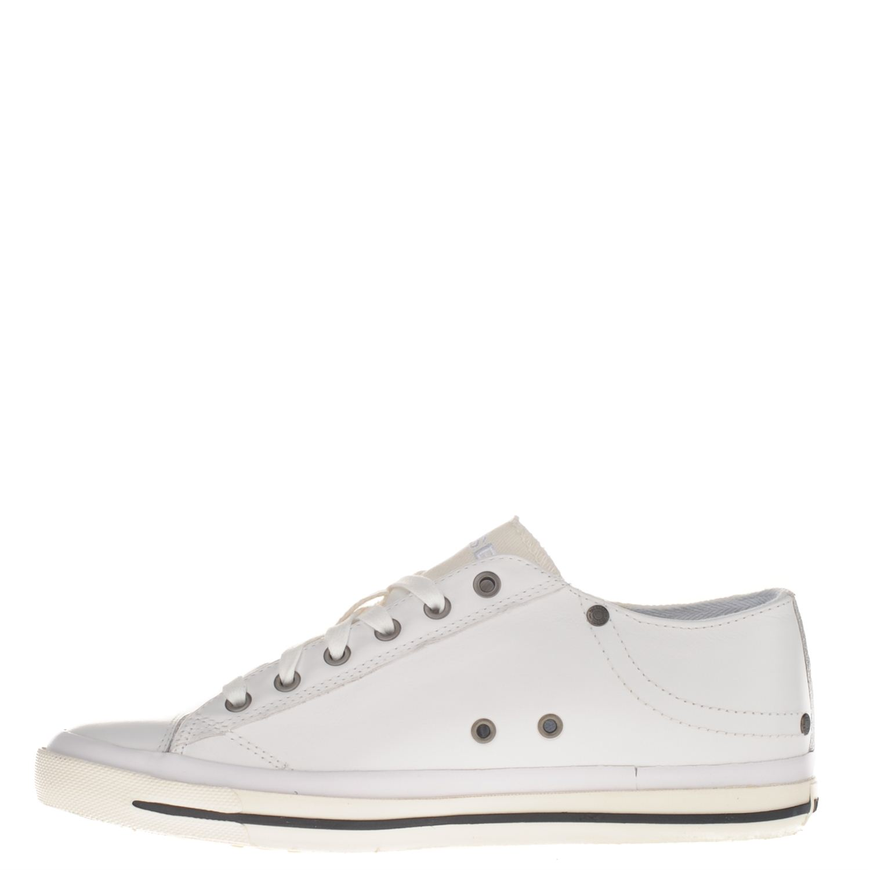Chaussures Diesel Blanc Pour Les Hommes oPMIrfN