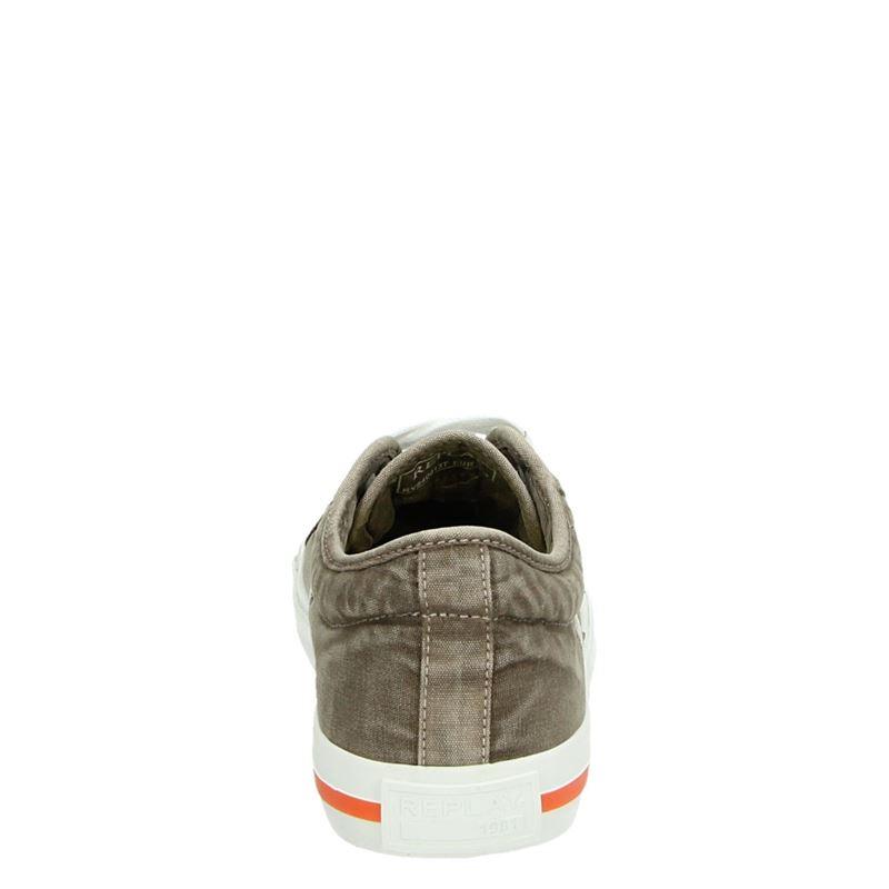Replay Kinard - Lage sneakers - Grijs