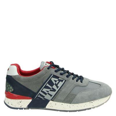 Napapijri heren sneakers grijs