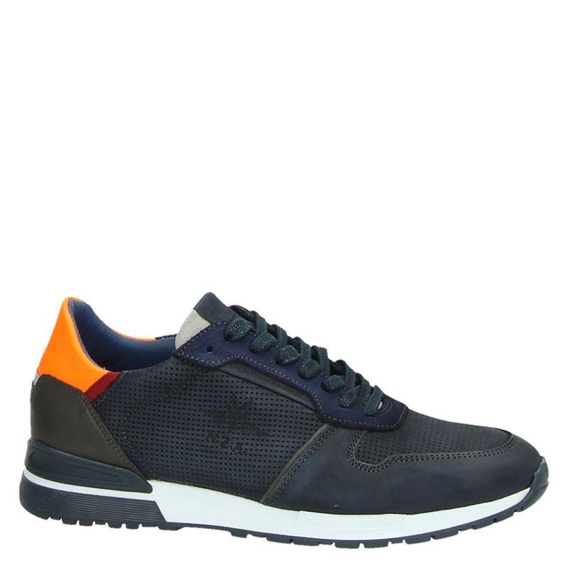 New Zealand Auckland Kurow - Lage sneakers - Blauw