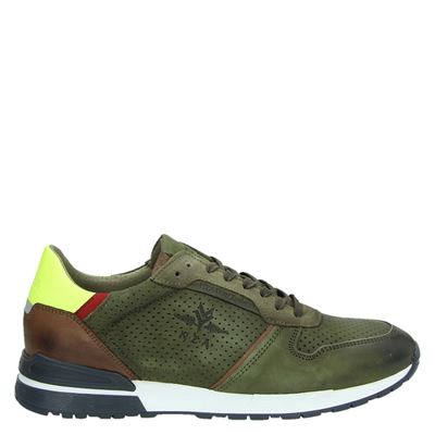 New Zealand Auckland heren sneakers groen