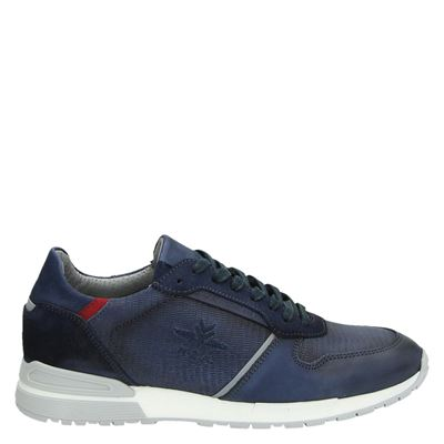 New Zealand Auckland heren sneakers blauw