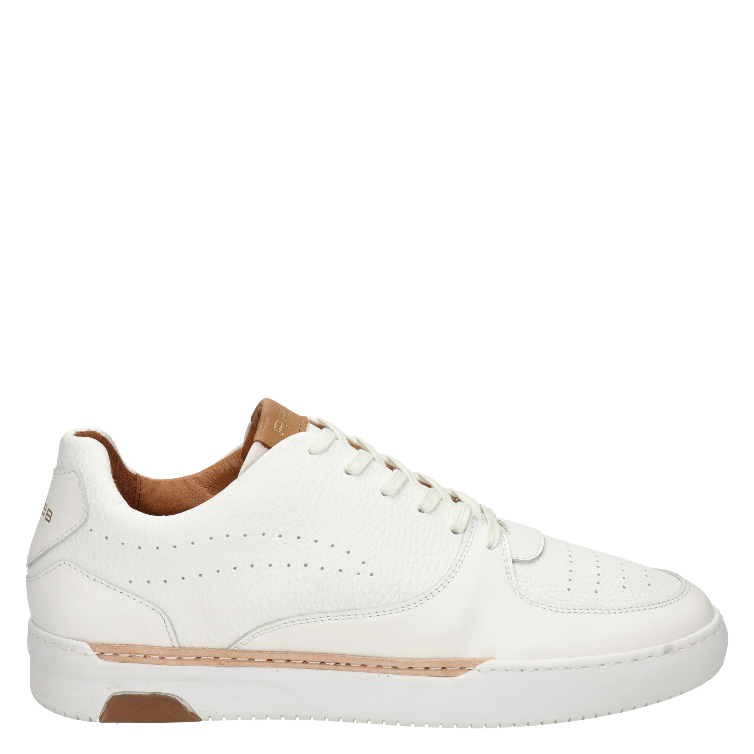 Leather Heren Lage Wit Thabo Rehab Sneakers edCroxWB