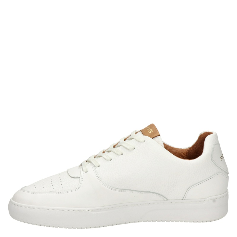 Rehab Thabo Leather - Lage sneakers - Wit
