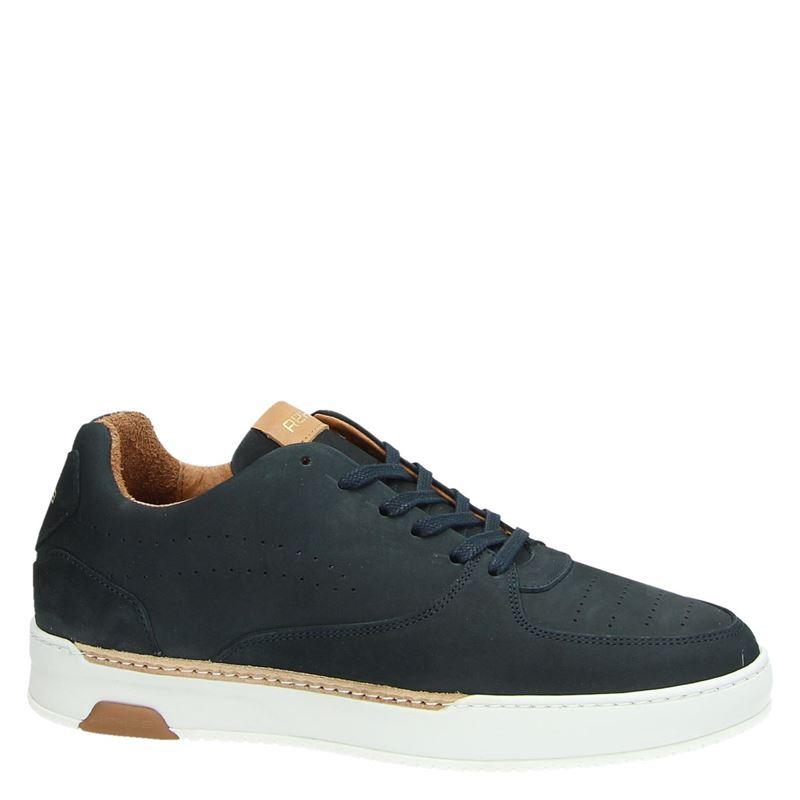 Rehab Thabo Nubuck - Lage sneakers - Blauw
