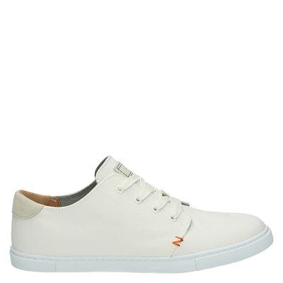 Hub heren sneakers wit