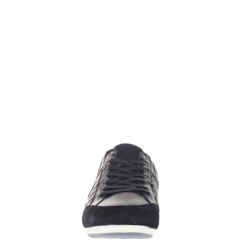 Heren Le Axerrelow Blauw Sneakers Coq Sportif Lage qw8vtw