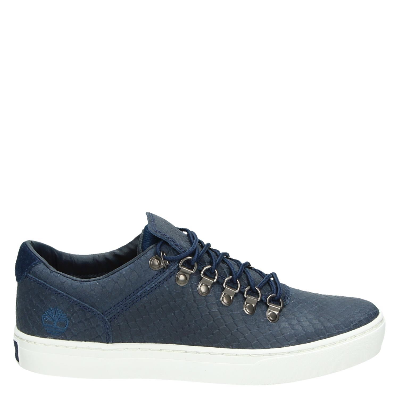 Timberland Lage Capsole Alpine Sneakers Blauw Heren ymwNvO8n0