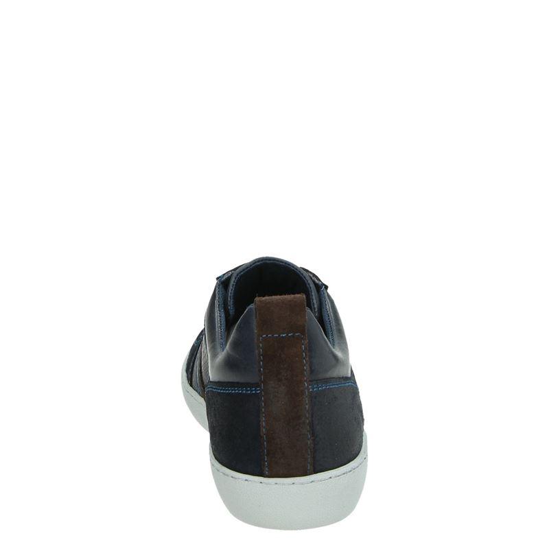 PME Legend Huston - Lage sneakers - Blauw