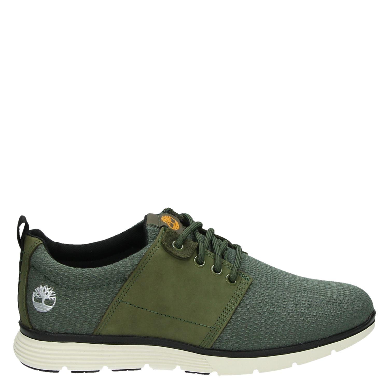 Chaussures Timberland (de Oxfords) Pour Les Hommes, Bleu, Taille: 43