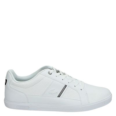 Lacoste heren sneakers wit