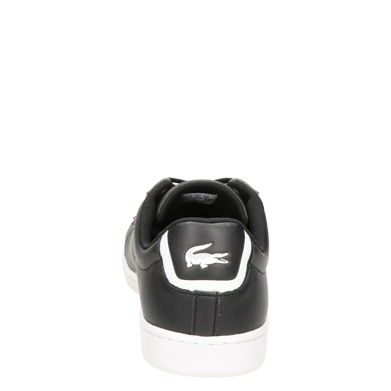 Lacoste Carnaby - Lage sneakers - Zwart