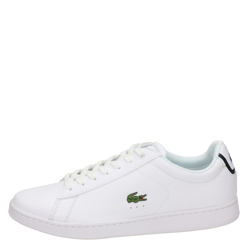 Lacoste Carnaby - Lage sneakers - Wit