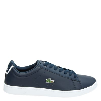 Lacoste heren sneakers blauw