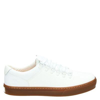 Timberland heren sneakers wit