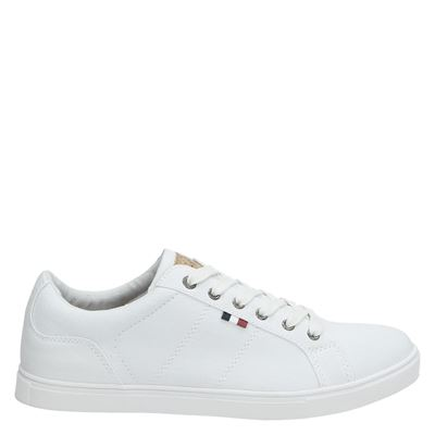 Dolcis heren sneakers wit
