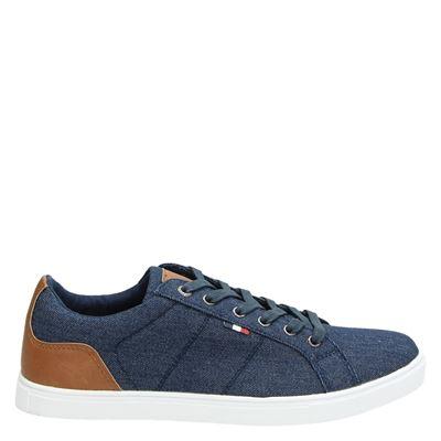 Dolcis heren sneakers blauw
