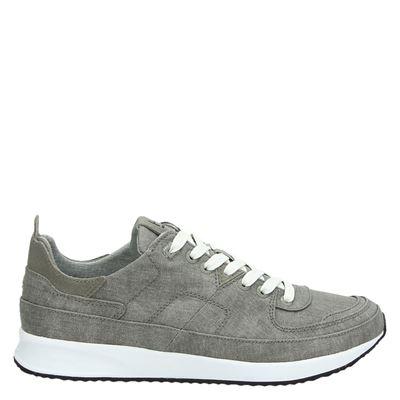 Hub heren sneakers licht grijs