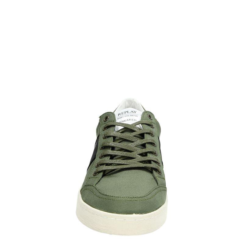 Replay - Lage sneakers - Groen