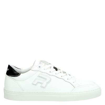 Replay heren sneakers wit