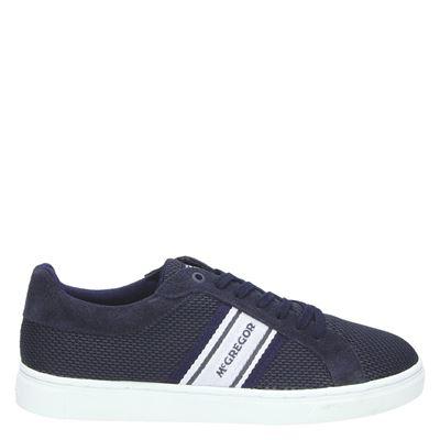 McGregor heren sneakers blauw