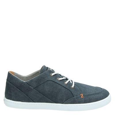 Hub heren sneakers blauw