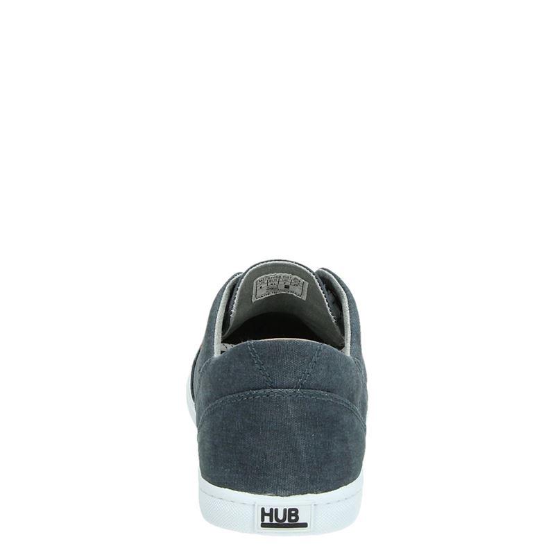 Hub Salvador C06 - Lage sneakers - Blauw