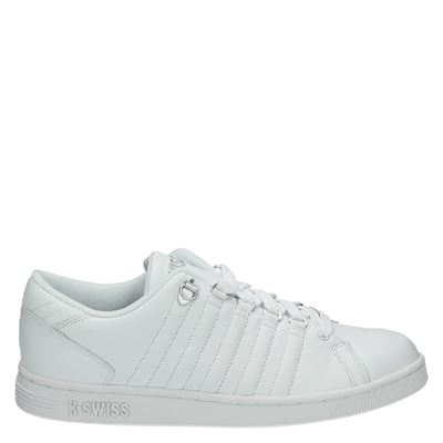K-Swiss heren lage sneakers wit