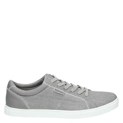 Hobb's heren sneakers grijs
