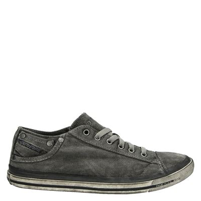 Diesel heren sneakers grijs
