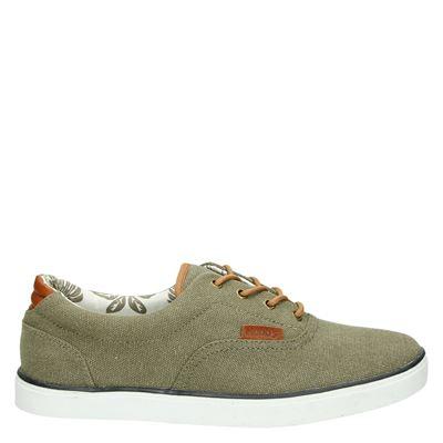 Hobb's heren sneakers groen