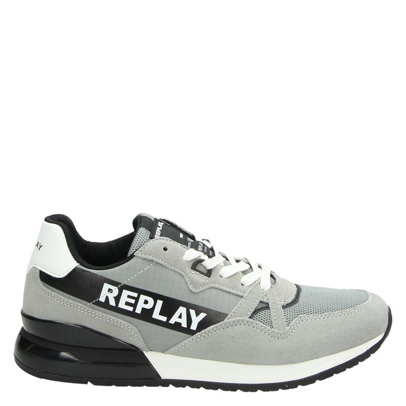 Replay - Lage sneakers - Grijs
