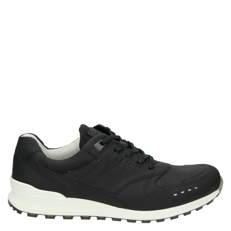 Mat Zwarte Heren Sneaker nWCJJ