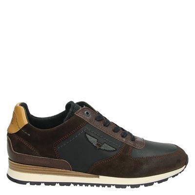 PME Legend heren sneakers bruin