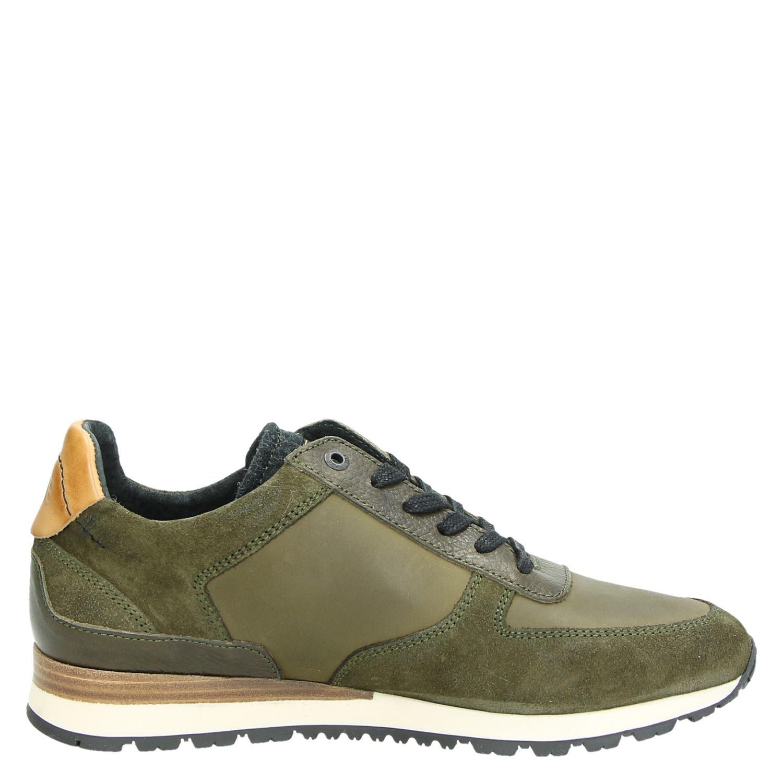 12098a5d838 PME Legend Spartan heren hoge sneakers groen