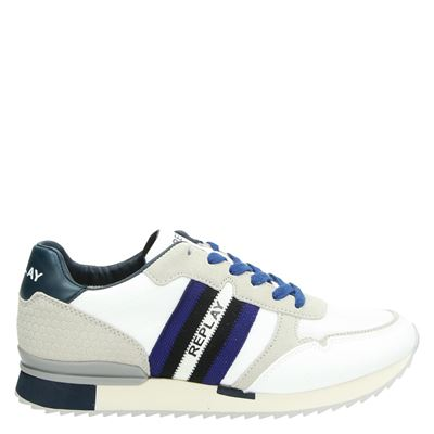 Replay heren sneakers multi