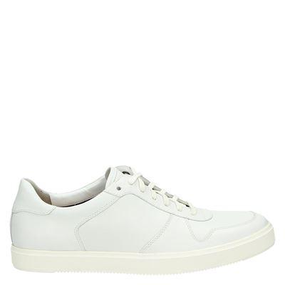 Clarks heren sneakers wit