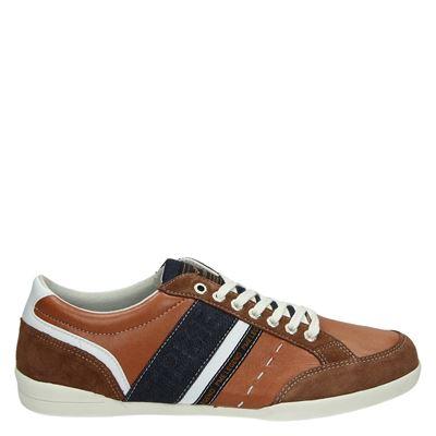 PME Legend heren sneakers cognac