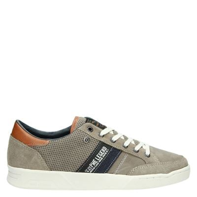 PME Legend heren sneakers taupe