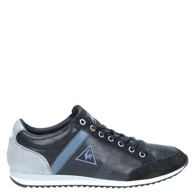 Le Coq Sportif heren sneakers blauw