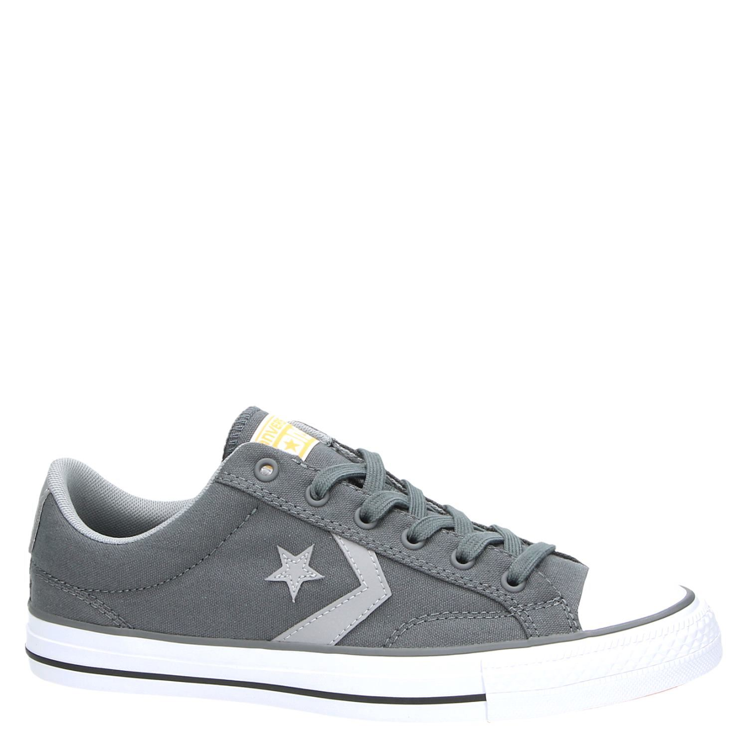 Converse Wit Laag 37