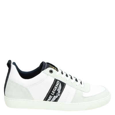 PME Legend heren sneakers wit