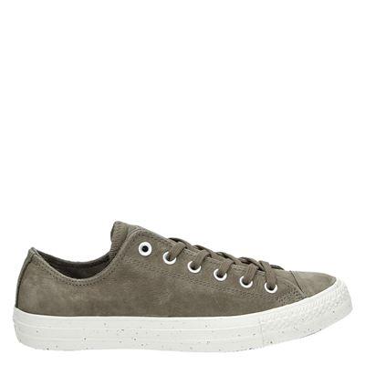 Converse heren sneakers zilver